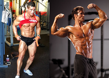 All natural bodybuilders - Tavi Castro & Mike O'Hearn